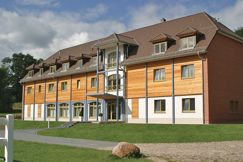 Tourismus- und Freizeitzentrum Seeberg - Pension