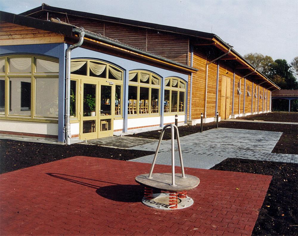 Tourismus- und Freizeitzentrum Seeberg - Reithalle